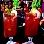 Bloody Mary | Secret agent soboloff vodka teamed w/ house doctored zing zang mix.